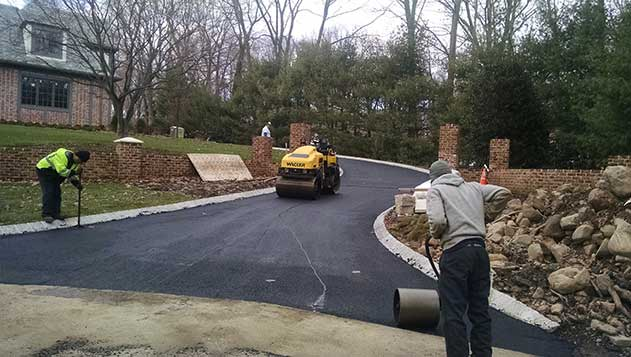 Asphalt Curbing Services in Ramsey, NJ