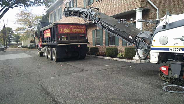 Asphalt Milling Services in Ramsey, NJ