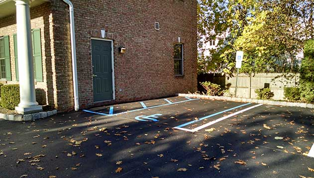 Asphalt & Parking Lot Striping Services in Ramsey, NJ