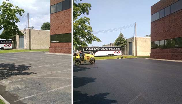Ramsey Asphalt & Pavement Maintenance Services in Ramsey, NJ