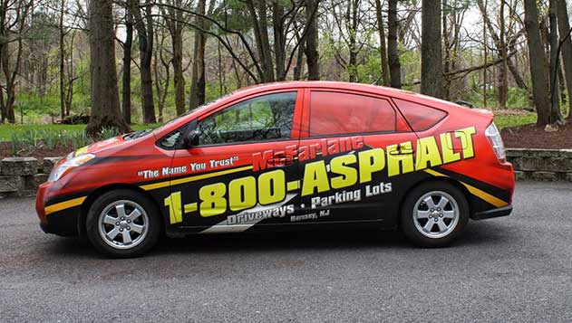Asphalt Paving Contractor Services in Franklin Lakes, NJ