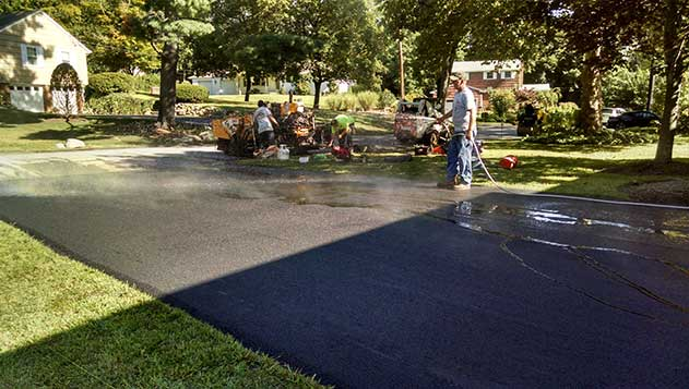 Asphalt Rejuvenation Services in Ramsey, NJ