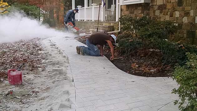 Concrete Curbing Services in Ramsey, NJ