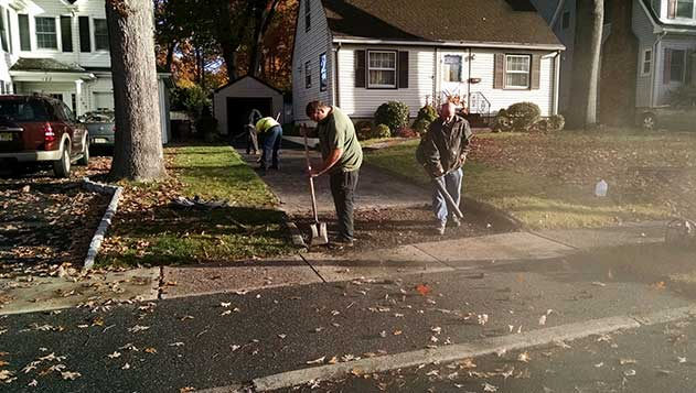 Concrete Walkway & Sidewalk Services in Ramsey, NJ
