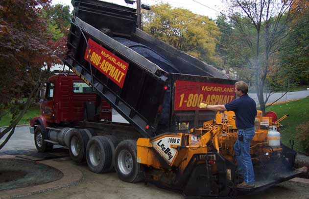 About Asphalt Paving Contractor Services in Ramsey, NJ
