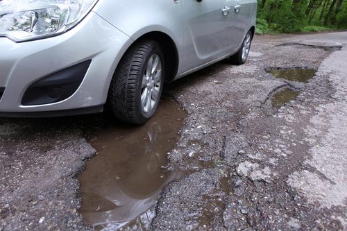 Ramsey Driveway Damage Repair